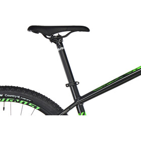 "Ghost Kato 2.9 AL 29"", night black/riot green"